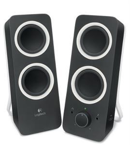 Logitech Z200 2.0 Multimedia Stereo Speaker